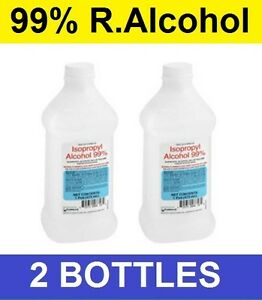 Image Is Loading Brand NEW 99 Isopropyl Rubbing Alcohol 16 Oz