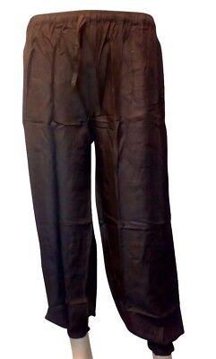 100% Vero Medievale Larp Eroe Pantaloni Pantaloni Variopinti Fancy Dress Made 100% Viscosa In 6 Colori-mostra Il Titolo Originale Domanda Che Supera L'Offerta