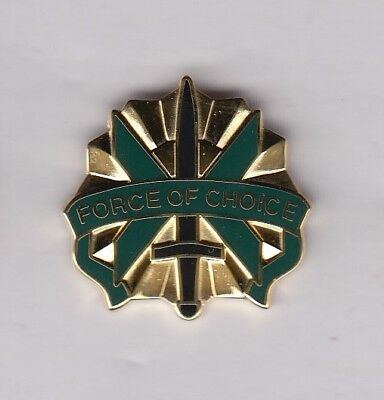 US ARMY 437th MILITARY POLICE BATTALION MP crest DUI badge c//b NSM