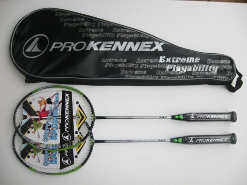 Buy 1 get 2 Free! Pro Kennex Destiny 747 Badminton Racket Buy 1 get 2 Free!