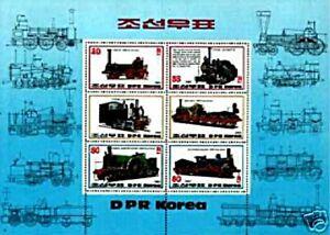 KOREA-BLOCK-147-EISENBAHNEN