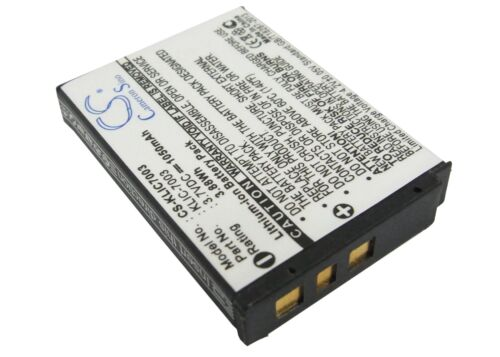 Reino Unido Batería Para Kodak Easyshare M380 Easyshare M381 Klic-7003 3.7 v Rohs
