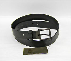 Armani Exchange A|X Dress Belt 100% Authentic 100% Leather New | eBay