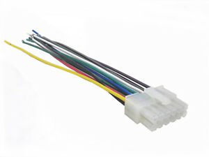 [FPWZ_2684]  Wiring Harness fits Clarion car stereo with 12 pin connector WH-C12 | eBay | 12 Pin Wiring Harness Connectors Plug |  | eBay