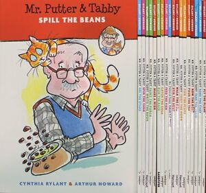 Mr-Putter-And-Tabby-Series-Chapter-Book-Collection-Set-1-19-Cynthia-Rylant-NEW