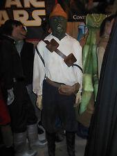 Star Wars LIFESIZE 1:1 scale Statue of Skiff Guard Barada from ROTJ