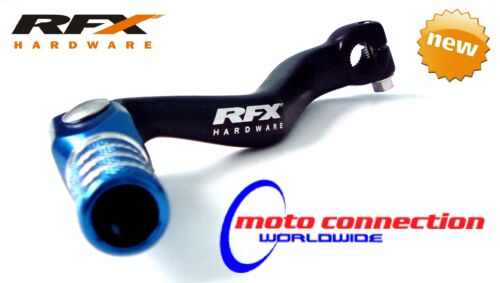 Blue Gear lever Shift lever RFX Black Yamaha YZ85 96-17            FXGP 4000