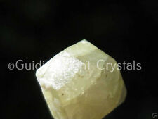 "TWO POWERFUL 6.5mm LONG RHODIZITE CRYSTALS! ""THE MASTER CRYSTAL"" LEMURIAN ORIGIN"