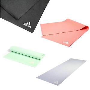 Adidas-Yoga-Matte-Ubung-Gym-Pilates-Fitness-Training-Grosse-rutschfeste-Workout