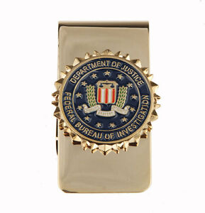 US-UNITED-STATES-DEPARTMENT-OF-JUSTICE-METAL-BADGE-MONEY-CLIP-33895