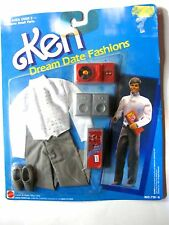 Ken Dream Date Fashions, 1989, New Packaged, Mattel, Barbies Boyfriend 719-6