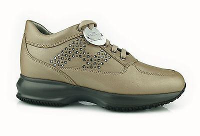 € 360 Hogan Interactive Swarovski shoes woman shoes damenshuhe Women 100% AUT | eBay