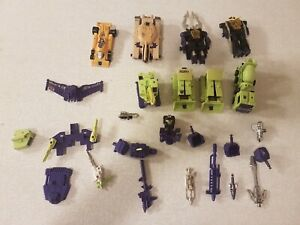 transformers g1 lot original from the 1980s