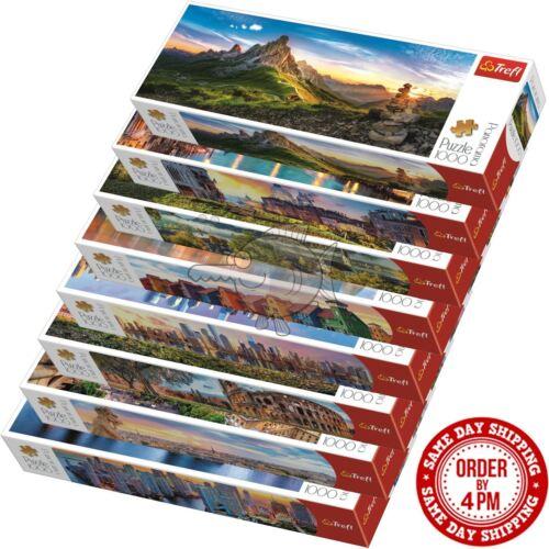 Trefl 1000 Pièces Panorama Jigsaw Puzzle Paysages Villes