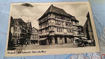 Selbstbewusst Verlegen Mosbach Bad Neckartal Palm Sches Haus Ak Postkarte 12133 Unsicher Befangen Gehemmt