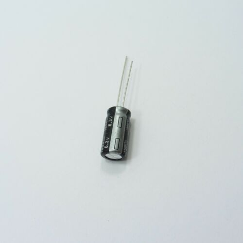 Panasonic 6.3V 1800uF Electrolytic Capacitor Low ESR High Frequency