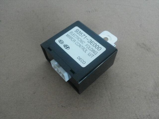 Kia Sorento i Jc BJ2007 Relé de ECU Retrovisor Exterior Espejo 93571-3E000