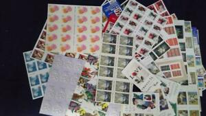 US Postage; $385 FV, Mixed 33 ,34 & 37 Cent Booklets, All Self Adhesive, MNH