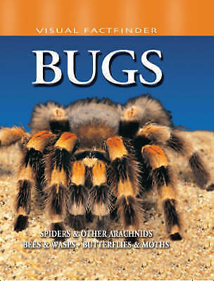 """""""AS NEW"""" Bugs (Bubblefacts), Barbara Taylor, Book"""