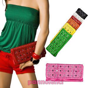Sac-Pochette-Femme-Cranes-Crane-Clutch-Strass-Glitter-Np-86480