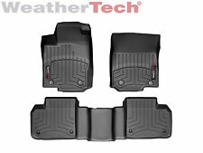 WeatherTech Floor Mats FloorLiner for Mercedes GLE-Class - 2016-2017 - Black