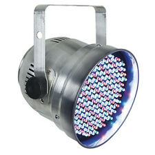 Showtec LED Par 56 Eco RGB Lighting Can Disco DJ Uplighter Chrome Silver 42418