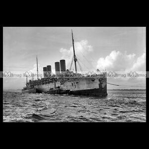 php-02717-Photo-SS-KRONPRINZ-WILHELM-NORDDEUTSCHER-LLOYD-1916-OCEAN-LINER
