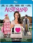 Austenland 0043396427440 With Keri Russell Blu-ray Region a