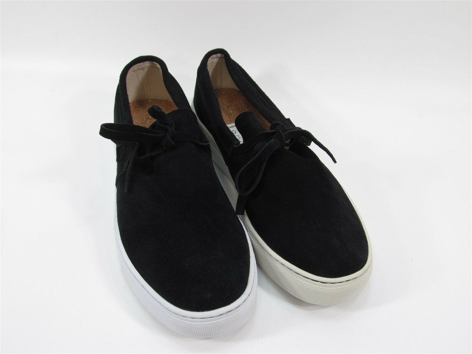 ALIFE MOC SUEDE BLACK CASUAL SHOES SIZE 12 USA