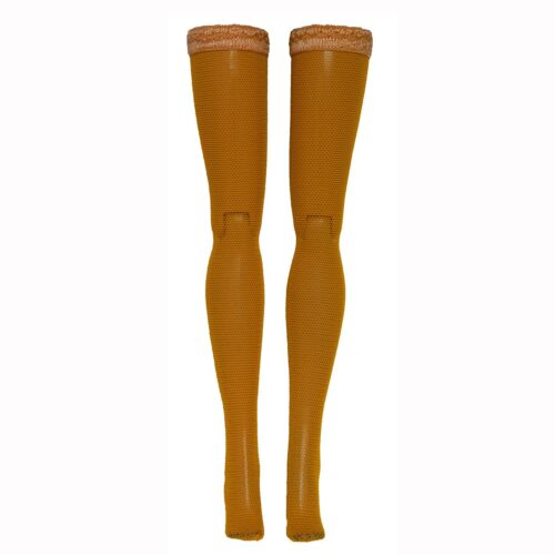 Yellow//Gold Doll Stockings for Integrity Toys Fashion Royalty Poppy Parker Jem