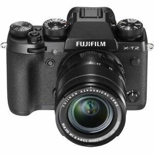Fujifilm X-T2 xt2 18-55mm Mirrorless Agsbeagle