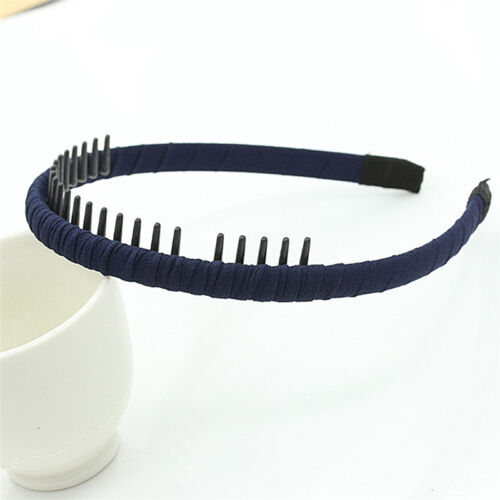 Women Hair Band Hair Hoop Headband with Teeth Girls Hair Accessories Hairband Jy