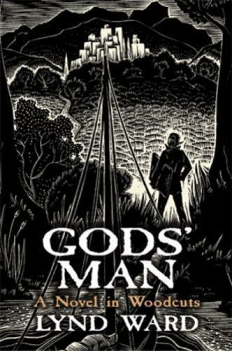 Gods' Man: A Novel in Woodcuts (Dover Fine Art, History of Art) by Ward, Lynd