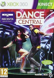 Dance Central Juego Xbox 360 Requiere Kinect Pal Esp Nuevo