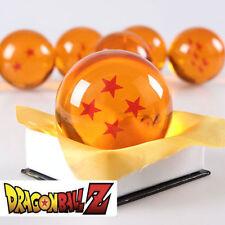 New Dragonball Z Dragon Ball Large 4 Stars Crystal Resin 3''  7.6cm *USA Seller