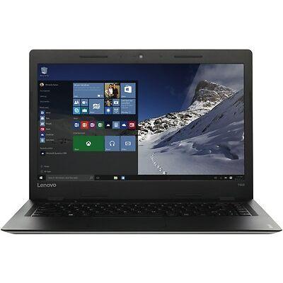 "NEW Lenovo 80R900BCAU Ideapad 100s 14"" Intel Celeron 32GB 4GB Silver Notebook"