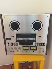 Sony TC-458 Auto Reverse tape deck recorder/ Magnetophone à bandes