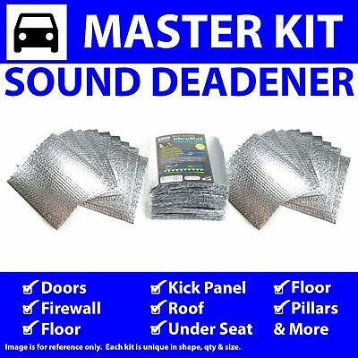 Zirgo 318189 Heat /& Sound Deadener for 71-77 Vega ~ Master Stg2 Kit 1 Pack
