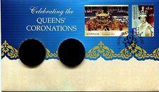 AUSTRALIA: 2013  EMPTY  Coronation PNC  *NO COINS* SLEAVE * ENVELOPE