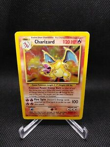 Charizard-Base-set-4-102-Pokemon-card-Unlimited-Holo-Foil-Rare-HP