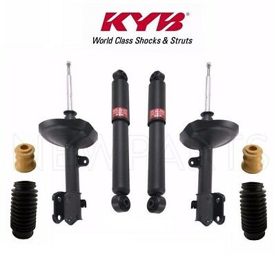 KYB Front & Rear Suspension Strut Shock Absorbers Kit for Acura ...