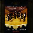 Beethoven: Septet; Hindemith: Octet (CD, Mar-1996, Nimbus)