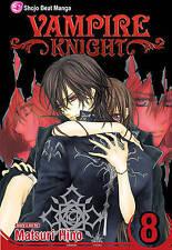 Vampire Knight, vol 8, Matsuri Hino, New Book