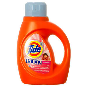 Image Is Loading Tide April Fresh Scent Liquid Laundry Detergent With