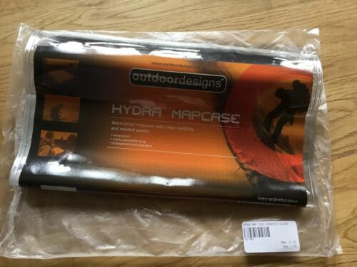 Outdoor Designs Hydra Map Case BNWT.