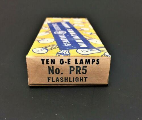 PR5 2.35V .35A B-3 1//2 Miniature Bulbs Single Contact Miniature Flange 10x
