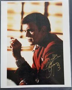 "WALTER KOENIG Signed 8X10 Color ""Star Trek"" Movie Photo - Pavel Chekov"
