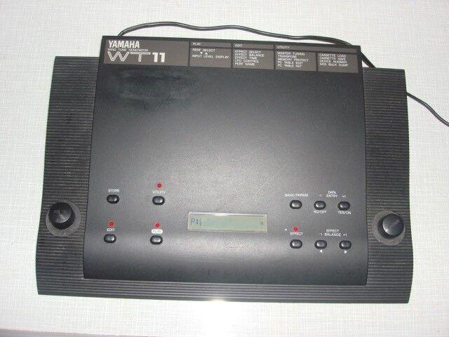 Yamaha WT11 WT-11 WT 11 Wind Synth ua für WX Controller + MIDI IN