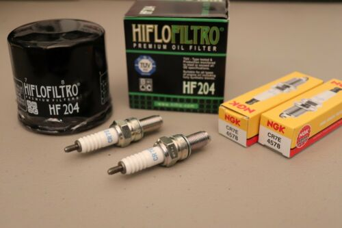 Kawasaki Prairie 700 Tune Up Kit NGK Spark Plug /& Oil Filter KVF 700 4x4 KVF700
