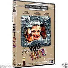 Vivre Pour Vivre DVD [ Live for Life ] [Subtitles in English+Spanish+Portuguese]